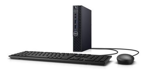 Mini Pc Dell 3070 I5-8500t Hexacore 8gb Ssd-m2 256gb Wifi Nf