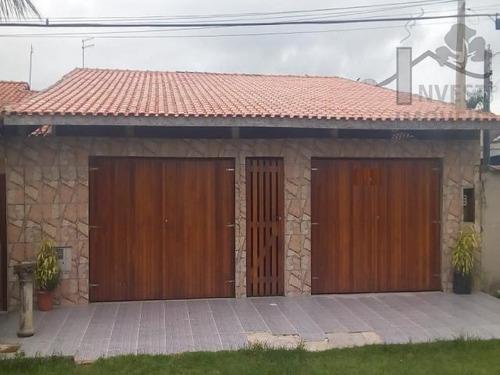 Cod 4486 - Ótima Casa Em Itanhaém - 4486