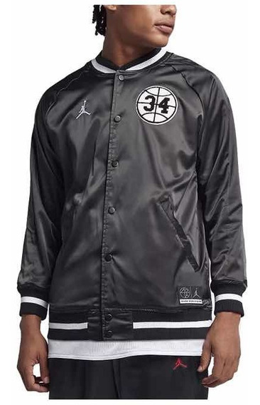 Jaqueta Nike Air Jordan Satin Jacket Tamanho M