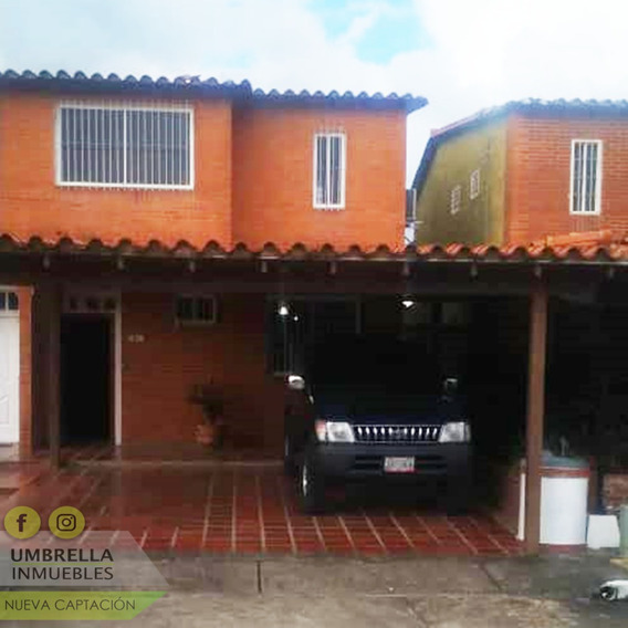 Townhouse En Venta En Urb. Villas Morichal, Sector Tipuro