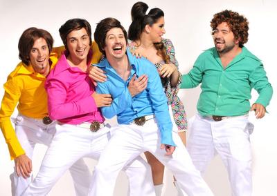 Show Musical Banda En Vivo Covers Fiestas Y Eventos `60`70