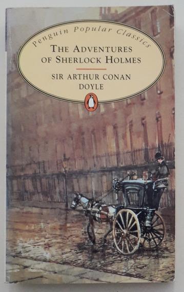 The Adventures Of Sherlock Holmes - Inglês - Arthur C. Doyle