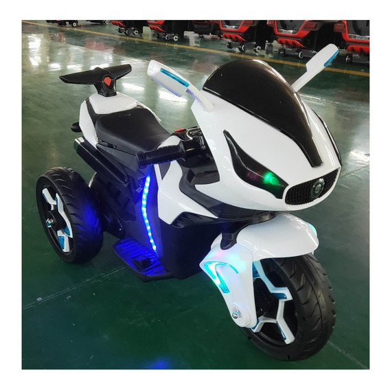 Moto A Bateria 3 Ruedas 12v Con Luz Zaki Babymovil