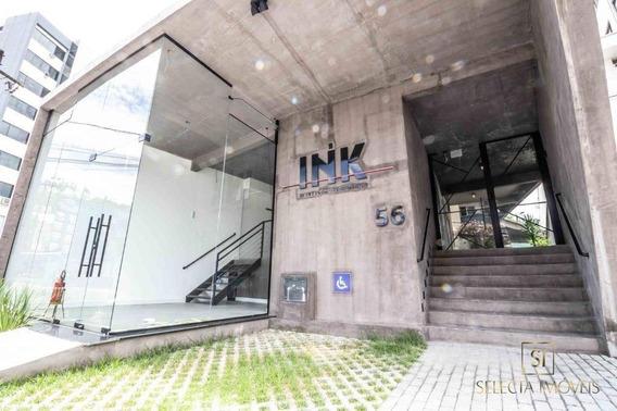 Loft Com 1 Dormitório À Venda, 37 M² Por R$ 199.000,00 - Centro (blumenau) - Blumenau/sc - Lf0001