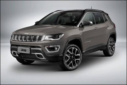 Imagem 1 de 5 de Jeep Compass Limited Flex 2021 0km - São Paulo Motorsport