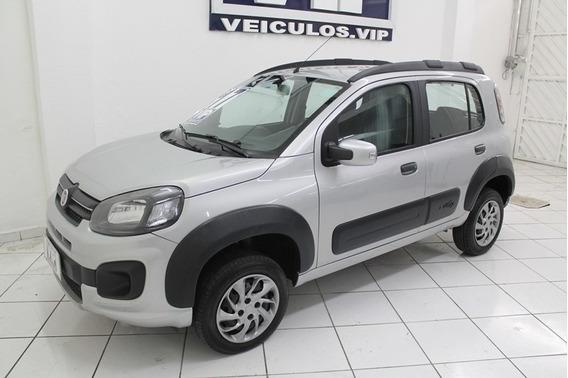 Fiat Uno Way 2017