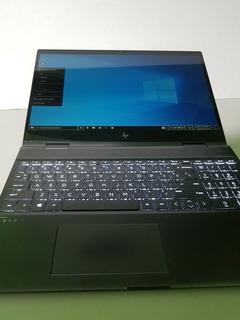 Hp Envy X360 15.6 Pulgadas Amd Ryzen 7