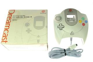 Joystick Dreamcast Original Importados En Caja Nuevos