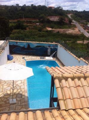 Casa Com 3 Quartos Para Comprar No Recanto Verde Em Esmeraldas/mg - 5553