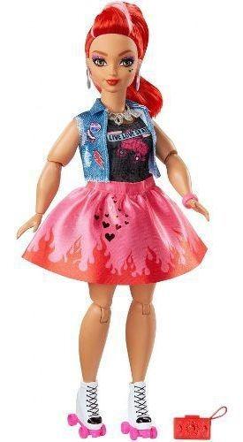 Boneca Wild Hearts Crew Jacy Masters Mattel Tipo Barbie 19
