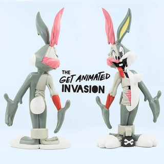 Get Animated - Bug Bunny By Pat Lee Figura Sideshow