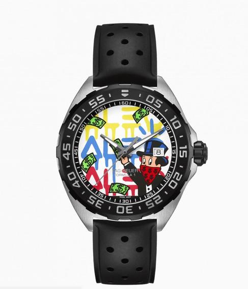 Relógio Tag Heuer Formula 1 Alec Monopoly Special Edition