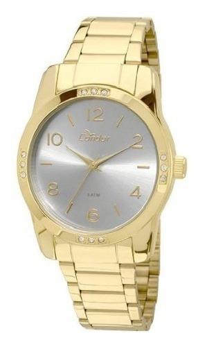 Relógio Condor Coleção Basic Co2035koe/4k - Dourado= 03