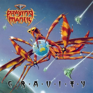 Praying Mantis Gravity-audio Cd Digipak