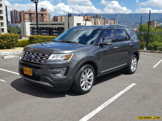 Ford Explorer Limited Tp 3500cc 4*4 Titanium