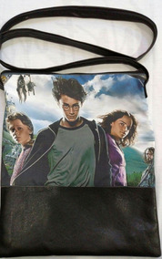 Bolsa Personalizada Juvenil Feminina Harry Potter Bolsinha