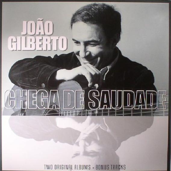 João Gilberto Lp Chega De Saudade Two Original Albums Lacrad