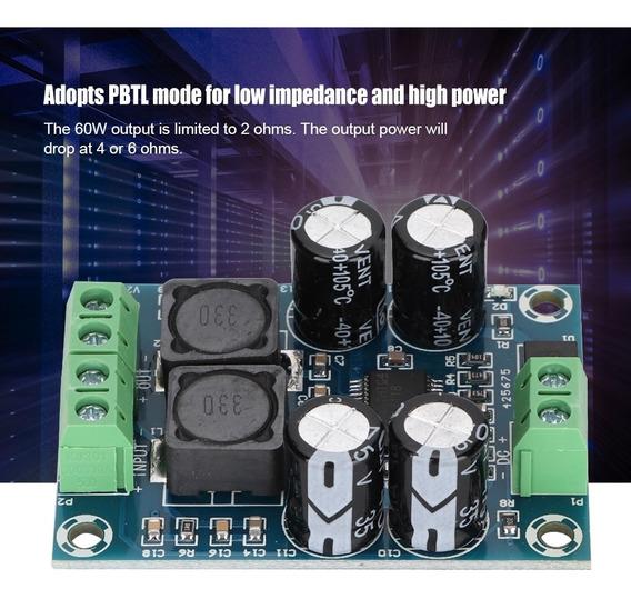 Xh-m311 Mini Tpa3118 Placa Amplificador De Áudio Digital Amp