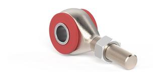 Puntera Elastomero 5/8 X 5/8 Rosca Izquierd Rotula Raw Parts