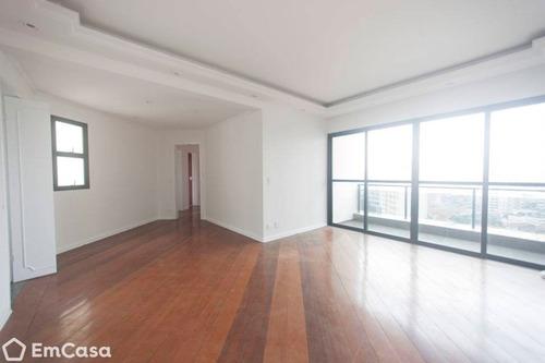 Imagem 1 de 10 de Apartamento À Venda Em São Paulo - 20716