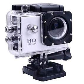 Camera De Ação Full Hd 1080p Sports Blog Vlog Filmadora Usb