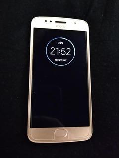 Smartphone Motorola Moto G 5s 32gb Ouro