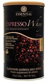 Espresso Whey Café (448g) Essential Nutrition