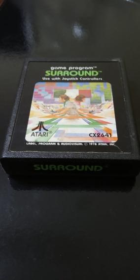 Cartucho Atari 2600 Surround