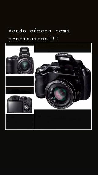 Câmera Fujifilm S2980 + Carregador De Pilhas Super Oferta
