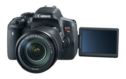Camera Dslr Canon T6-i