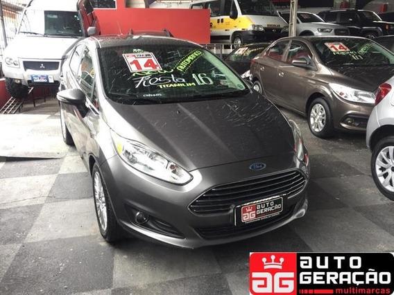 Ford Fiesta Sedan Fiesta Sed. Ti./ti.plus1.6 16v Flex Aut.