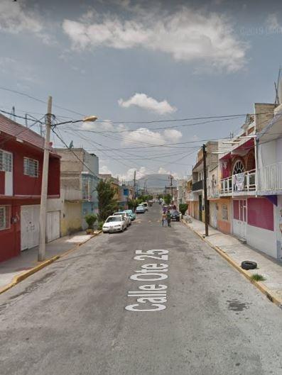 Casa En Venta Oriente 25 Reforma Nezahualcoyot