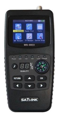 Buscador Medidor Digital Portatil Ws6933 Pantalla Lcd