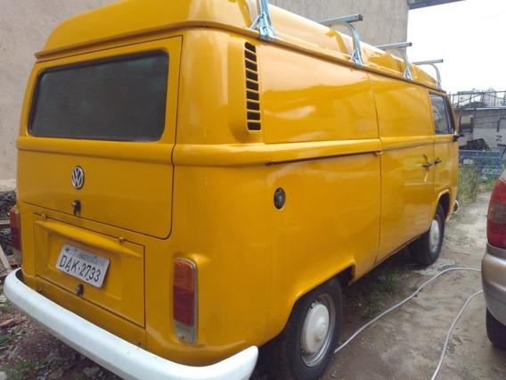 Volkswagen Kombi 1.6 Std 3p Gasolina 2001