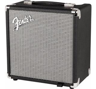 Fender Rumble 15 V3 (amplificador Para Bajo)
