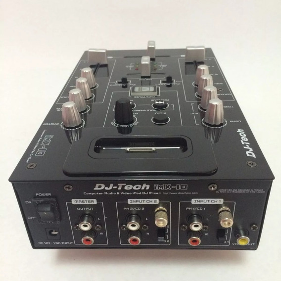 Dj - Tech Imx-10 - iPod Docking