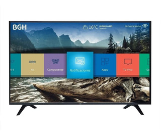 Smart Tv Bgh 50 4k B5018uh6 Aloise Tecno
