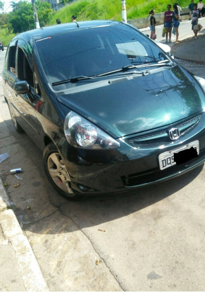Honda Fit Lx 1,4 2008 Automatico