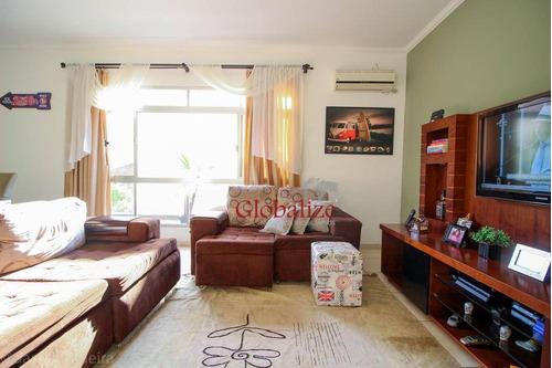 Apartamento Com 2 Dormitórios À Venda, 104 M² Por R$ 450.000,00 - Embaré - Santos/sp - Ap0520