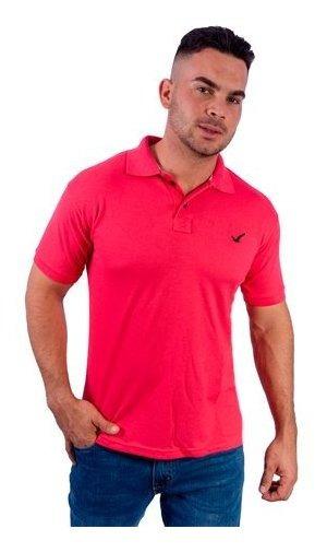 Kit 5 Camisas Polo. Atacado, Famosa Marca