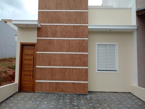 Casa Com 3 Dormitórios À Venda, 90 M² Por R$ 370.000,00 - Condomínio Horto Florestal Ii - Sorocaba/sp - Ca0058 - 67640818