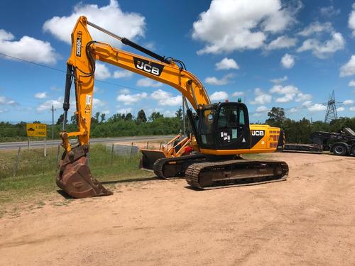 Excavadora Jcb Js 220