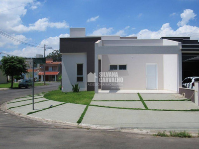 Casa À Venda No Condomínio Ilha Das Águas Em Salto. - Ca6448