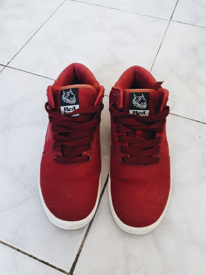 Tênis Red Nose Vermelho