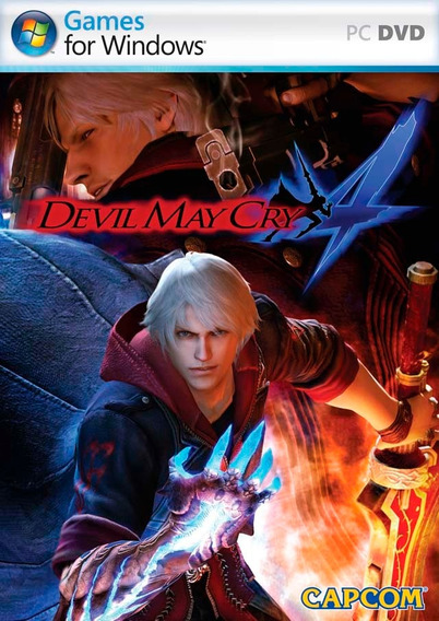 Devil May Cry 4 Pc Hd Original
