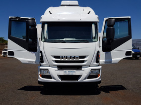 Iveco - Tector 240e28 - 2013 - Chassis - Rodonaves Seminovos