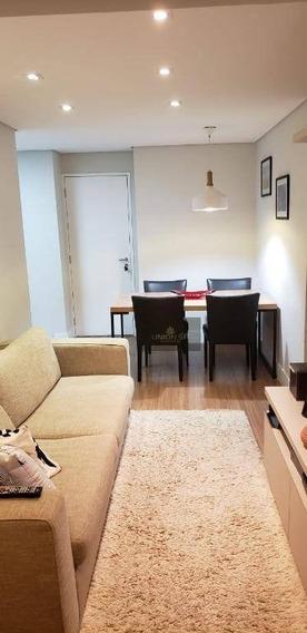 Apartamento Com 2 Dormitórios À Venda, 49 M² Por R$ 400.000 - Penha - São Paulo/sp - Ap42510