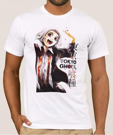 Playera Tokyo Ghoul Juuzou Envío Gratis A Todo El País