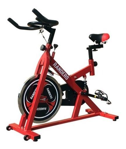 Bicicleta Spinning Arg-870sp Randers 120kg