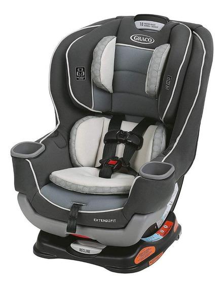 Silla infantil para carro Graco Extend2fit Convertible Davis